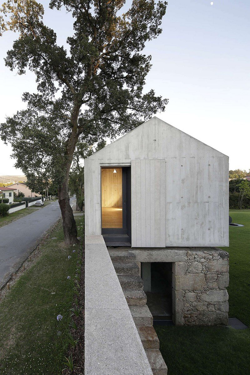 The Dovecote - Conversion of an Old Dovecote into a Play House (11)