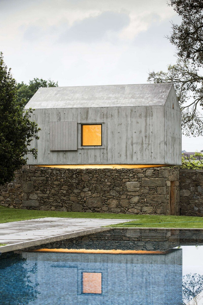 The Dovecote - Conversion of an Old Dovecote into a Play House (14)