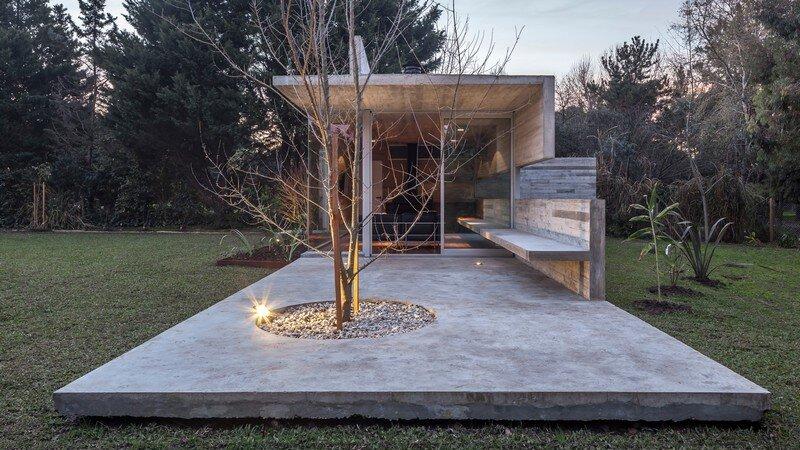Torcuato House Pavilion by Besonias Almeida Arquitectos (7)