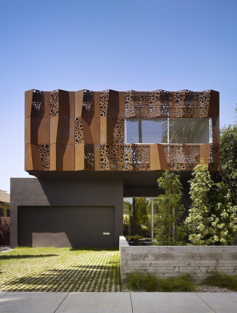 Walnut Residence by Modal Design California (1)