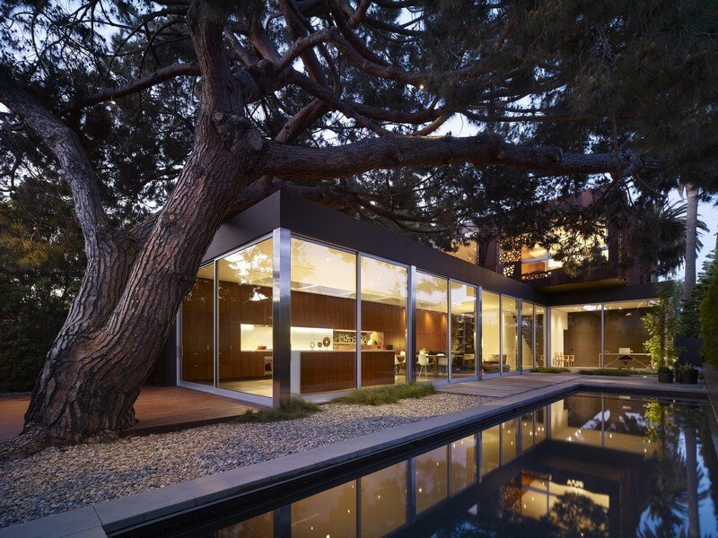 Walnut Residence by Modal Design California (2)