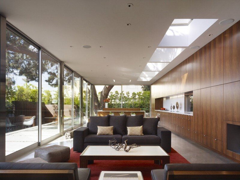 Walnut Residence by Modal Design California (3)