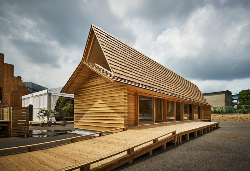 Yoshino Cedar House Promotes New Relationships Between Hosts and Guests (1)