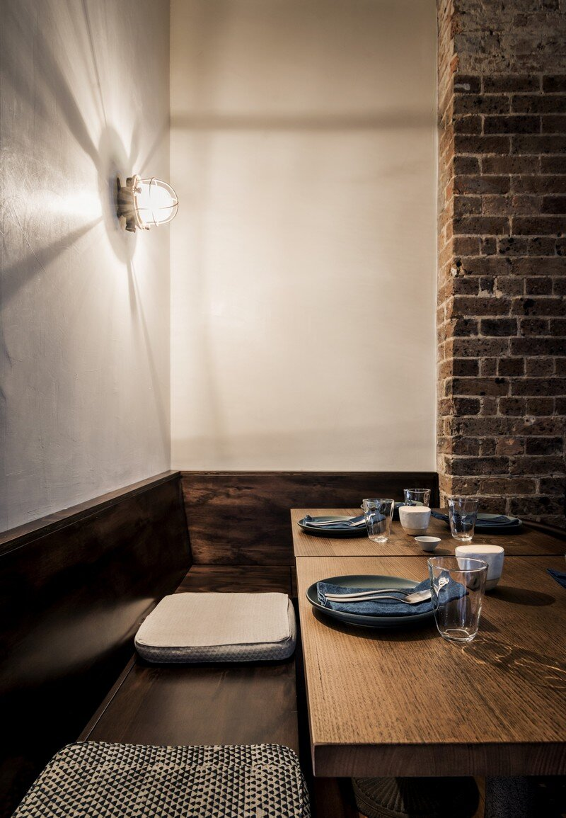ACME restaurant is a Raw and Intimate Retreat Luchetti Krelle 5