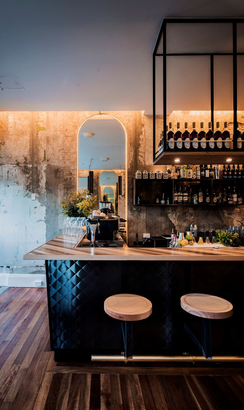 ACME restaurant is a Raw and Intimate Retreat Luchetti Krelle 3