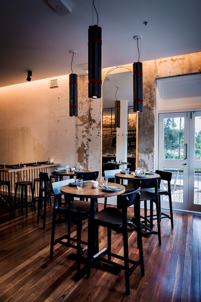 ACME restaurant is a Raw and Intimate Retreat Luchetti Krelle 12