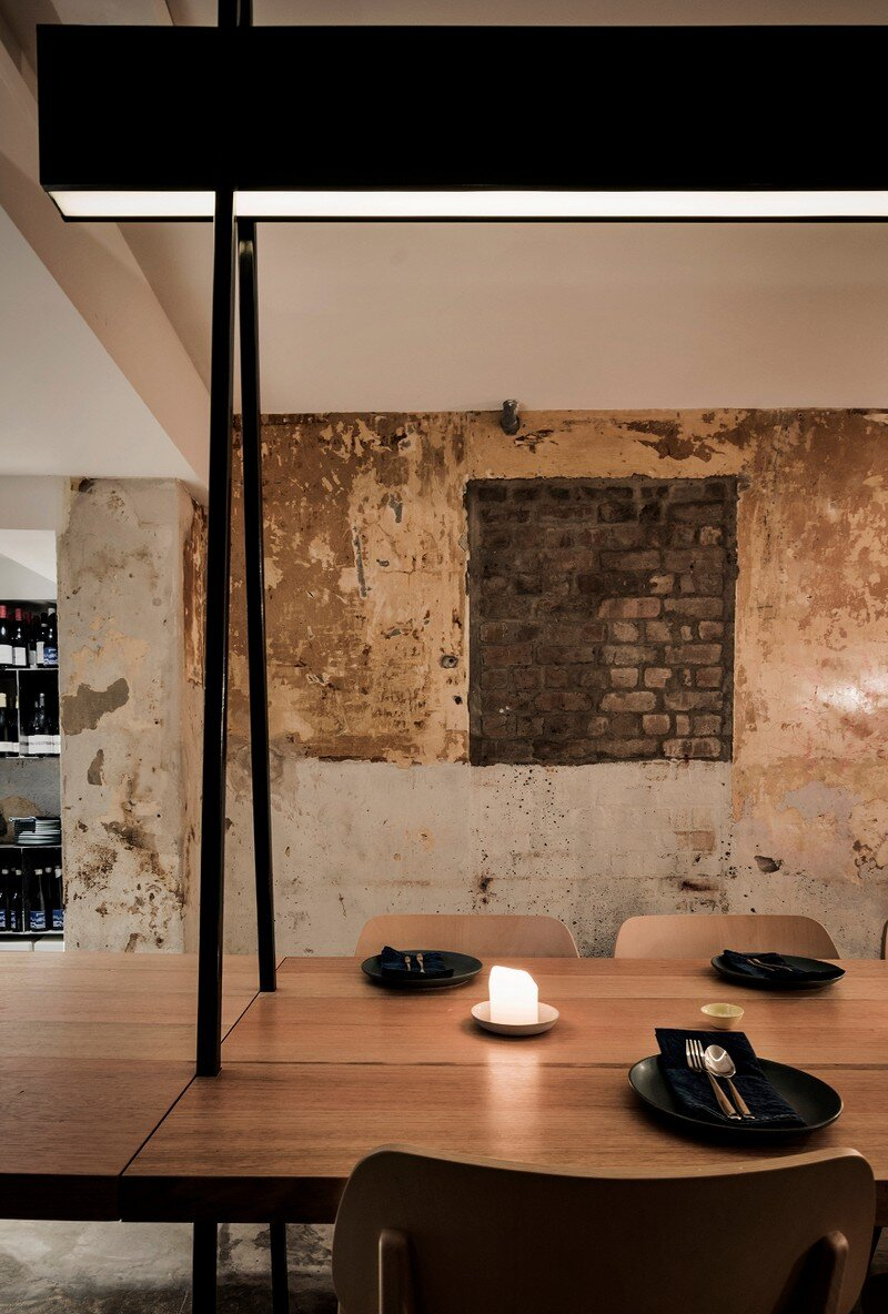 ACME restaurant is a Raw and Intimate Retreat Luchetti Krelle 8