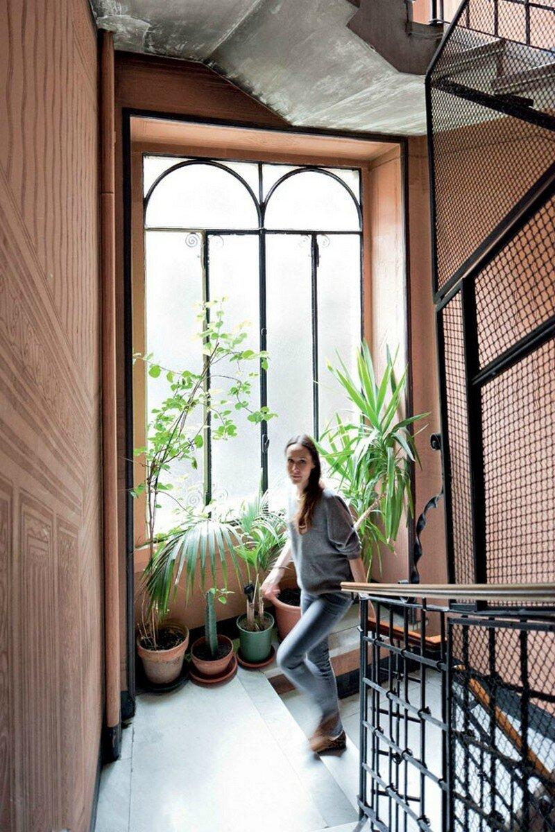 Art Nouveau Style Apartment in Milan Pietro Russo 9