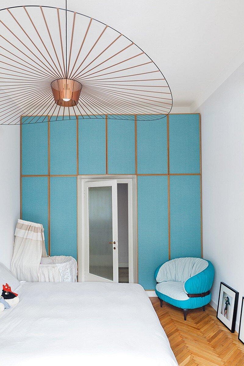 Art Nouveau Style Apartment in Milan Pietro Russo 11
