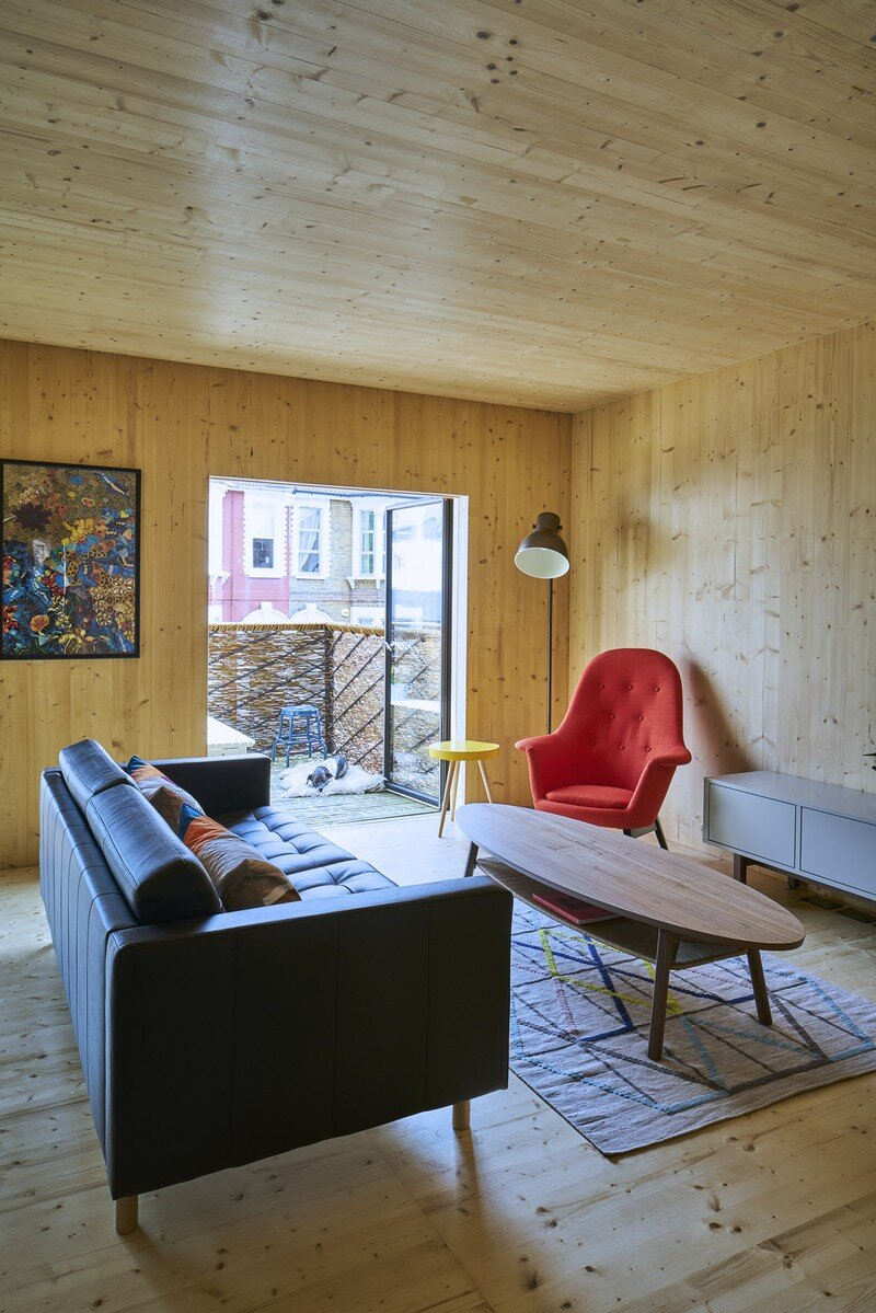 Barretts Grove Apartments in London Groupwork and Amin Taha 7