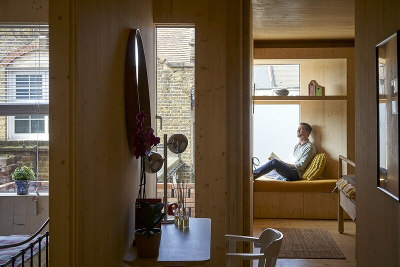 Barretts Grove Apartments in London Groupwork and Amin Taha 14