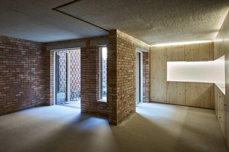 Barretts Grove Apartments in London Groupwork and Amin Taha 8
