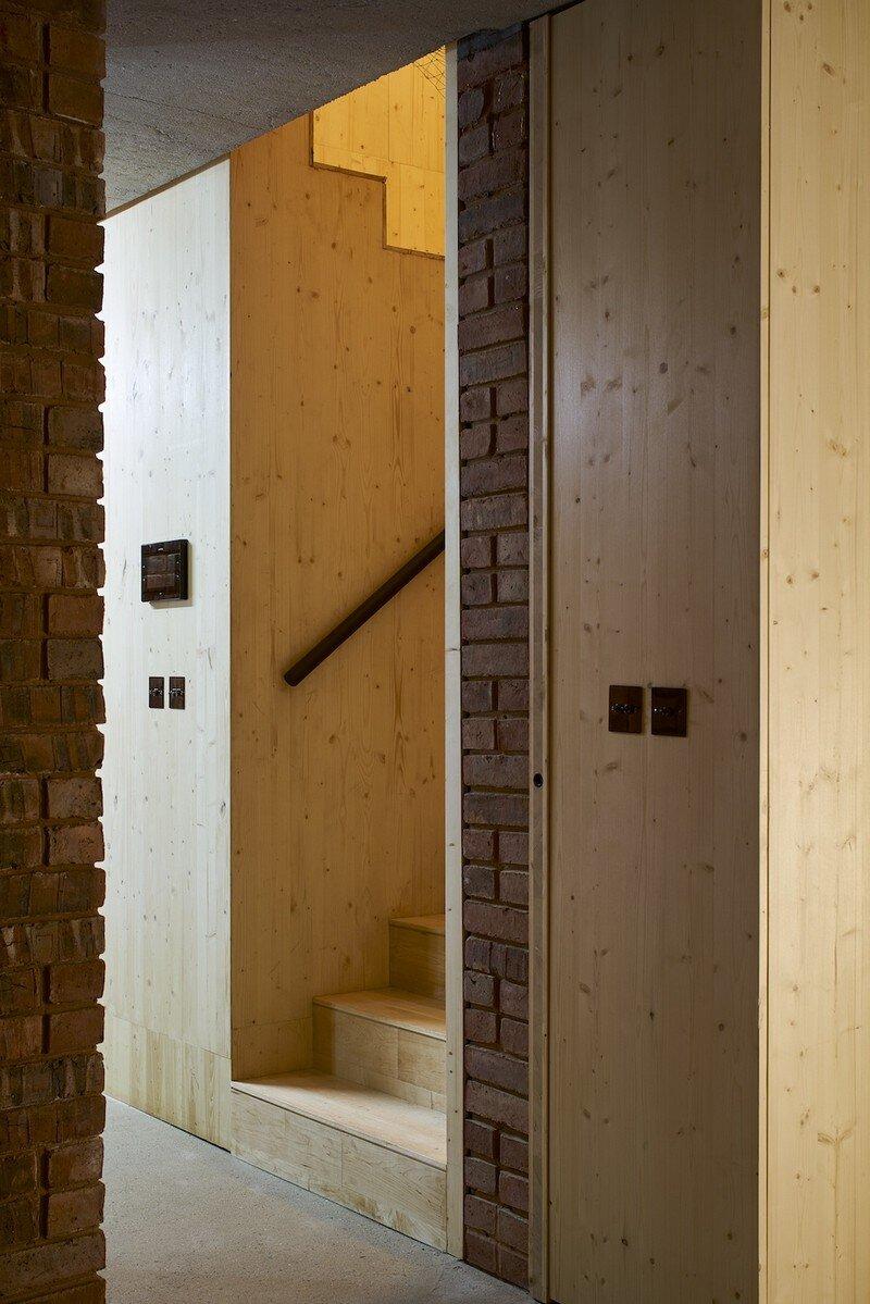 Barretts Grove Apartments in London Groupwork and Amin Taha 5