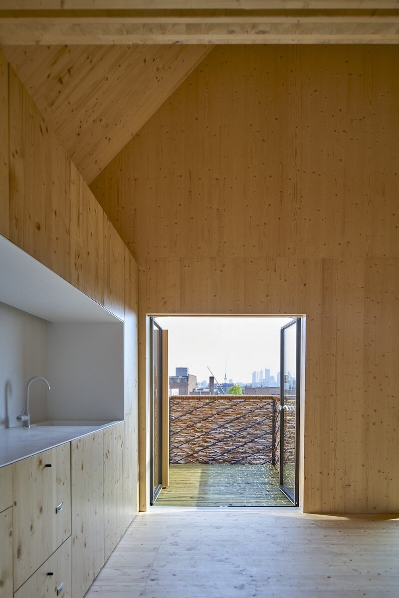 Barretts Grove Apartments in London Groupwork and Amin Taha 9