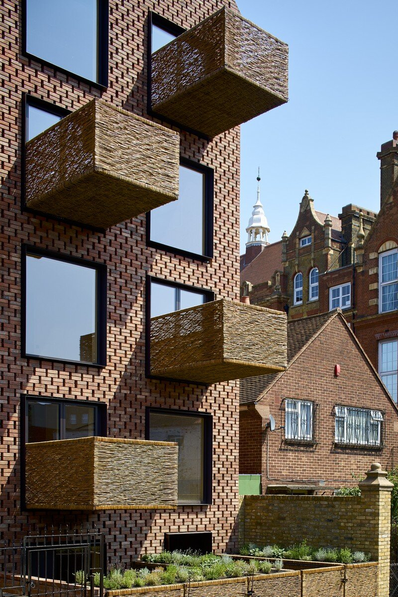 Barretts Grove Apartments in London Groupwork and Amin Taha 1