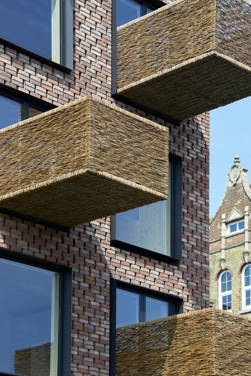 Barretts Grove Apartments in London Groupwork and Amin Taha 3