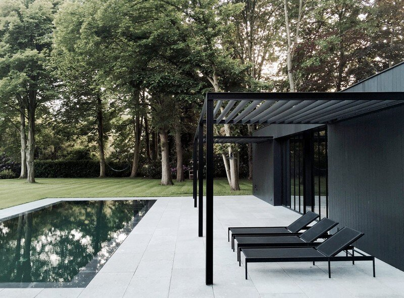 CD Pool House - Simple Yet Elegant Space for Relaxing Marc Merckx Interiors (7)