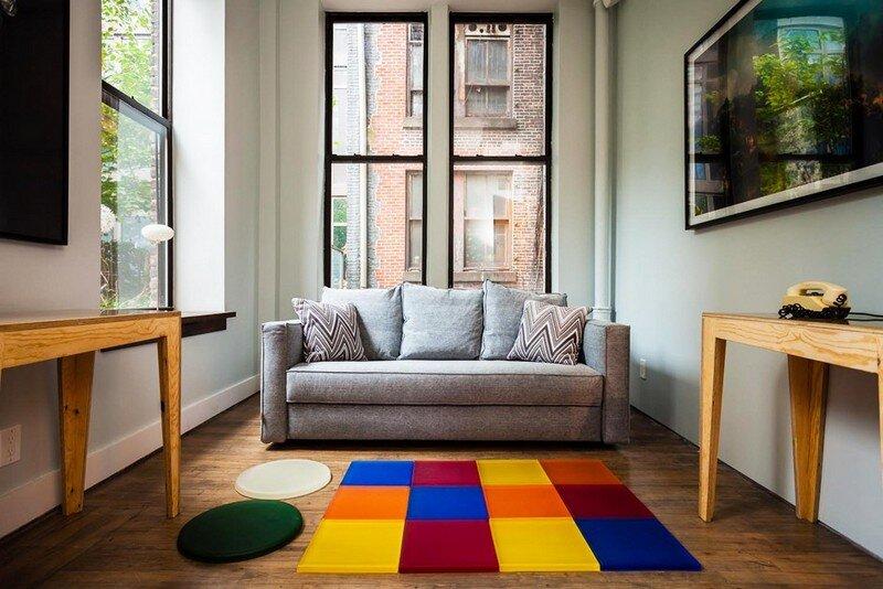 Chelsea 25th Street Loft in New York City Design-Apart (17)