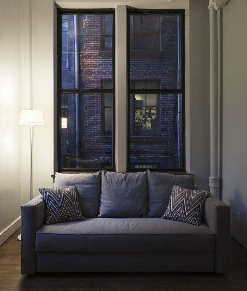 Chelsea 25th Street Loft in New York City Design-Apart (18)