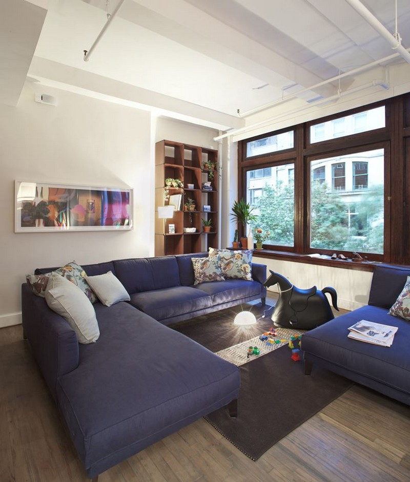 Chelsea 25th Street Loft in New York City Design-Apart (2)