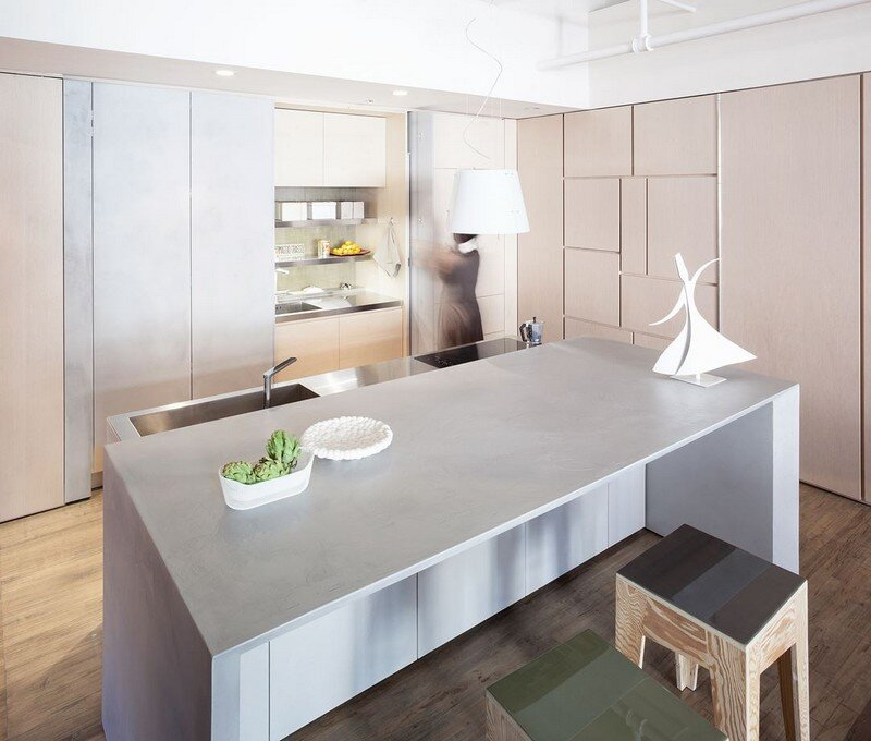 Chelsea 25th Street Loft in New York City Design-Apart (21)