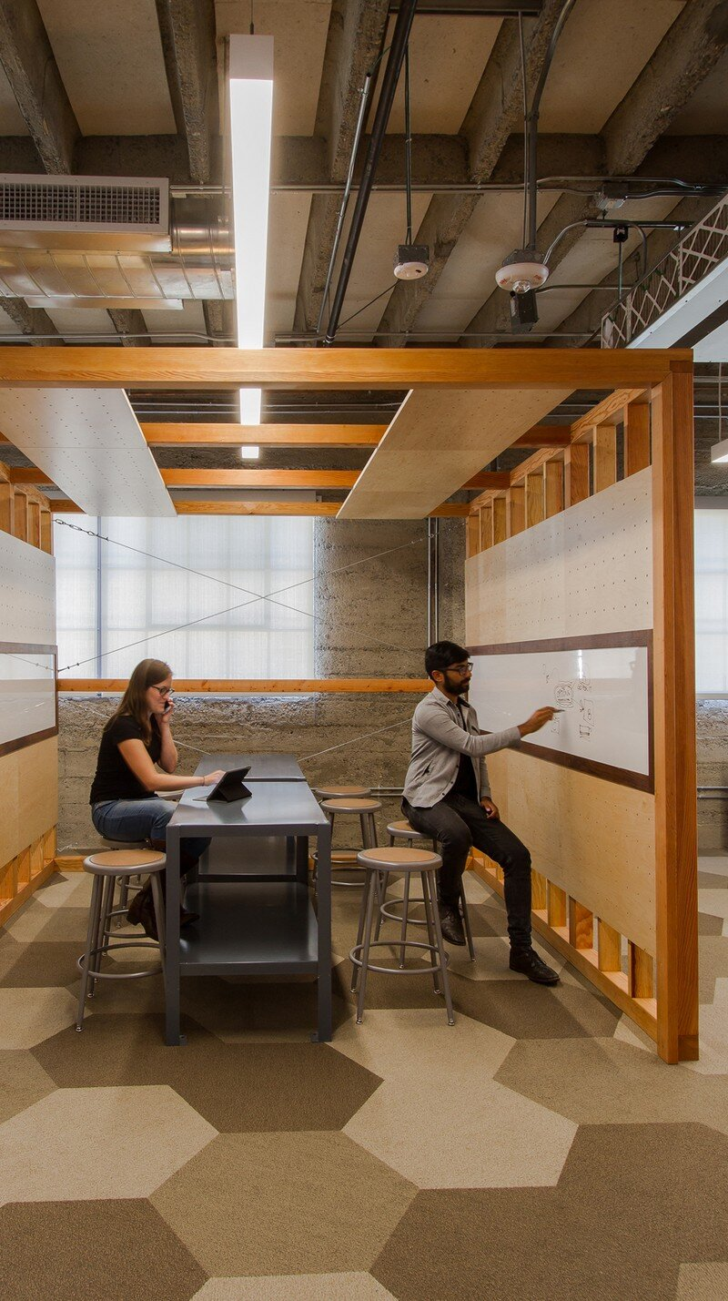 Clever Headquarters in San Francisco Boor Bridges and Costa Brown 12
