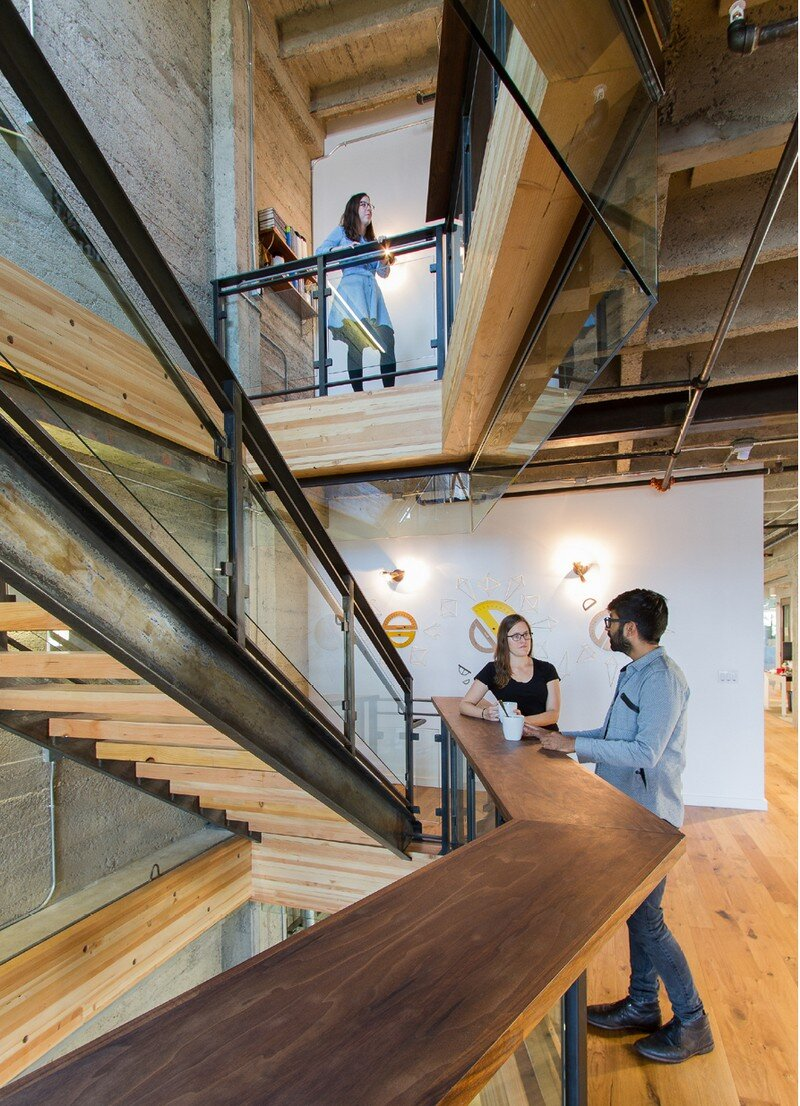 Clever Headquarters in San Francisco Boor Bridges and Costa Brown 3