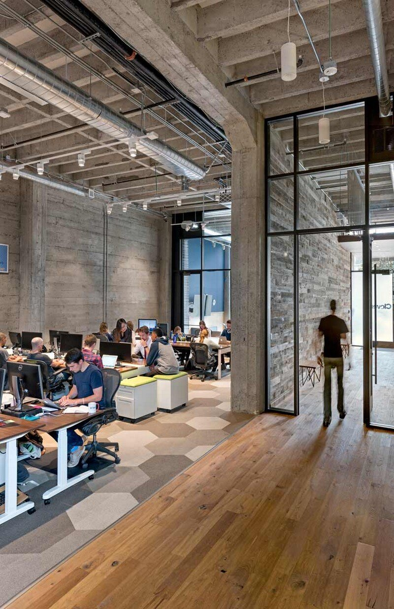 Clever Headquarters in San Francisco Boor Bridges and Costa Brown 9