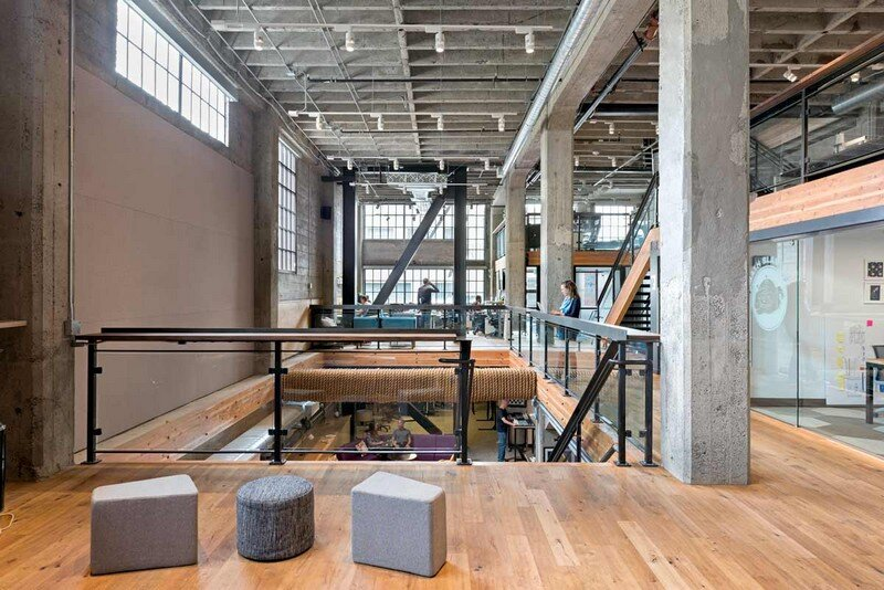 Clever Headquarters in San Francisco Boor Bridges and Costa Brown 10