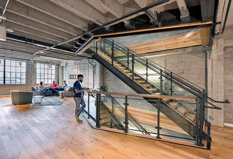 Clever Headquarters in San Francisco Boor Bridges and Costa Brown 1