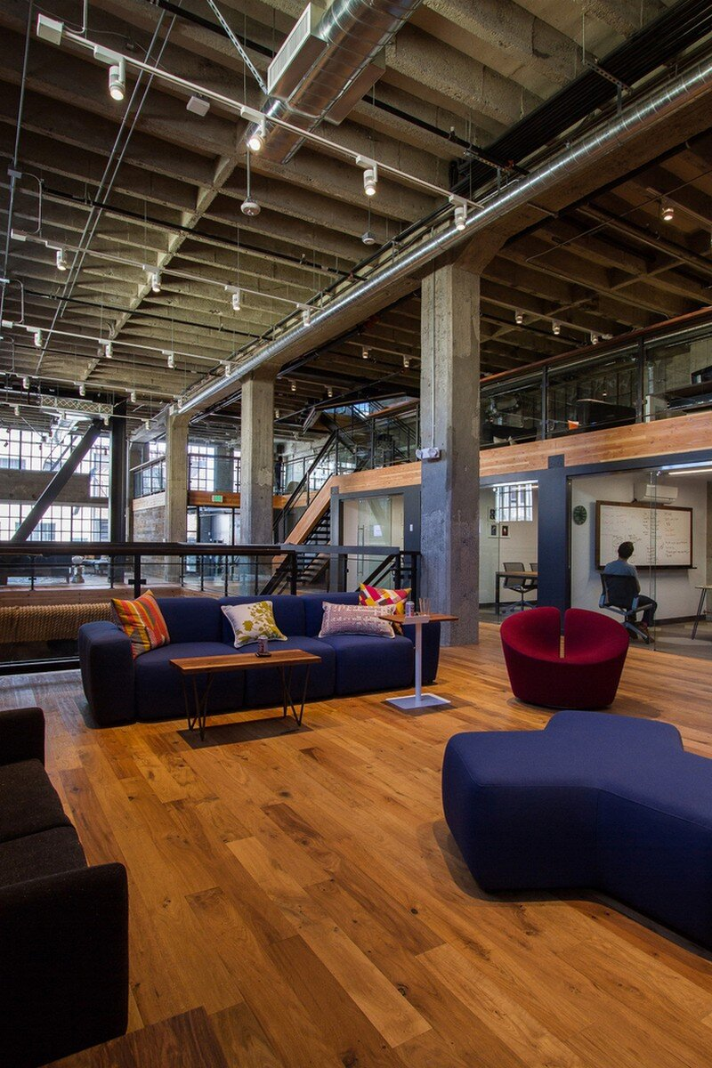Clever Headquarters in San Francisco Boor Bridges and Costa Brown 8