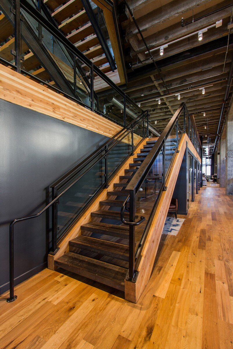 Clever Headquarters in San Francisco Boor Bridges and Costa Brown 4