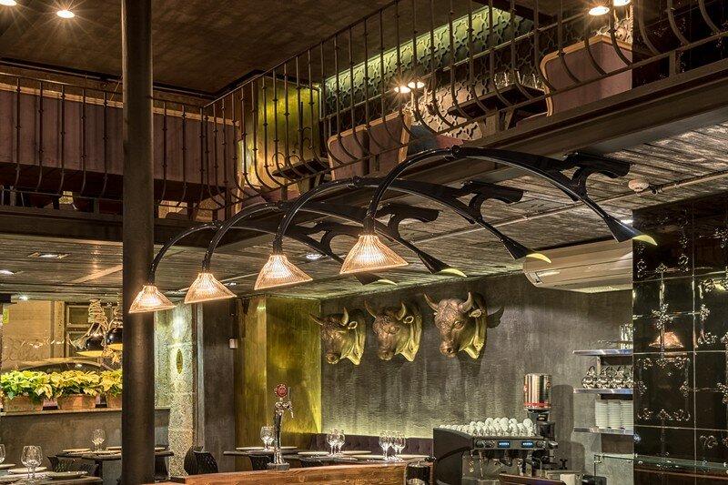 Coffee Grill Restaurant in Lisbon Yaroslav Galant 5