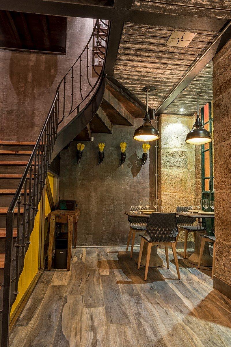 Coffee Grill Restaurant in Lisbon Yaroslav Galant 7