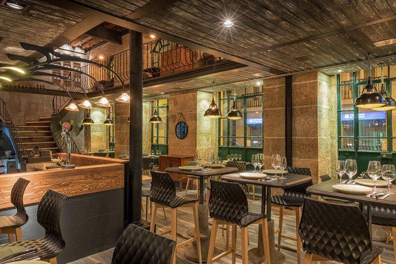 Coffee Grill Restaurant in Lisbon Yaroslav Galant 3