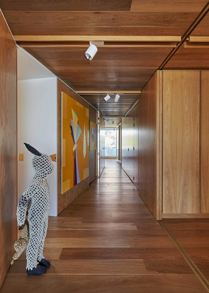 Darling Point Apartment - Interior Refurbishment of a Waterfront Apartment (4)