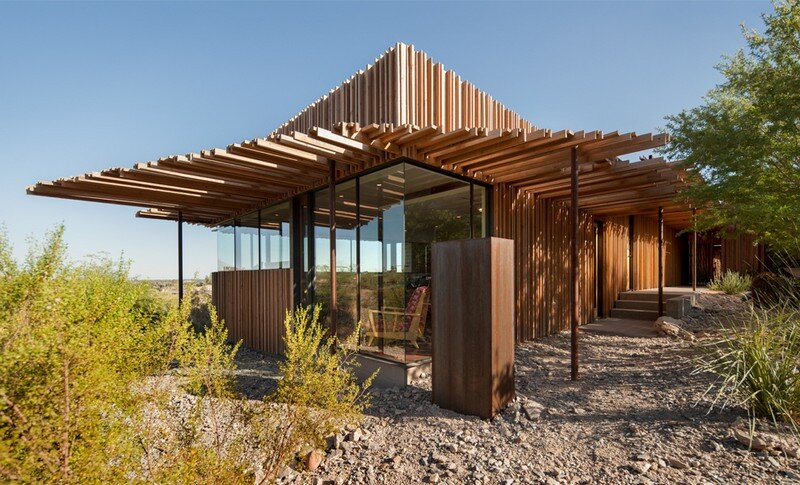 Desert Outpost in Paradise Valley Jones Studio