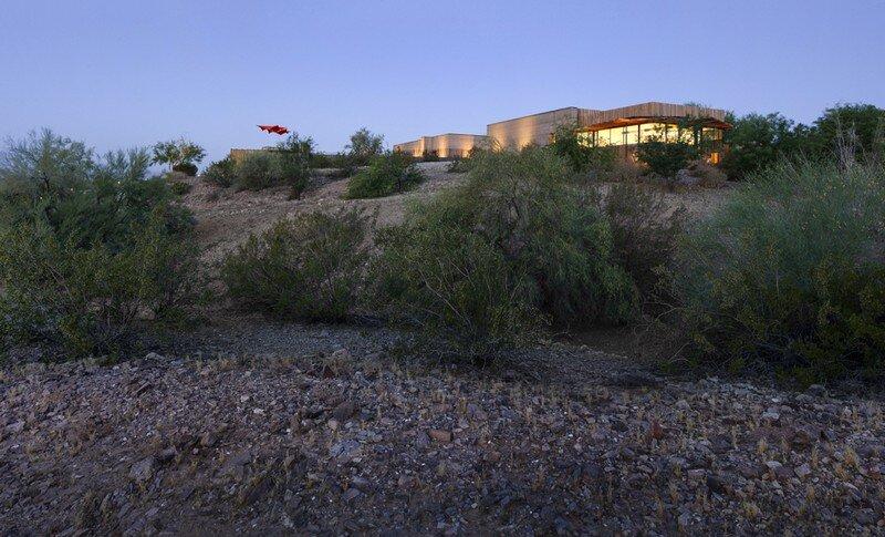 Desert Outpost in Paradise Valley Jones Studio 13