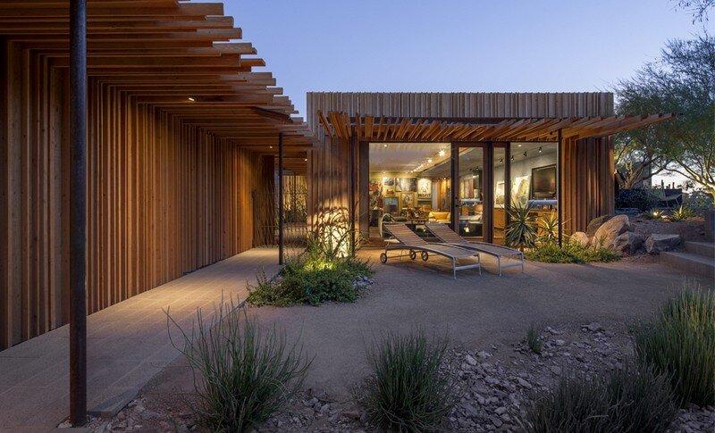 Desert Outpost in Paradise Valley Jones Studio 10