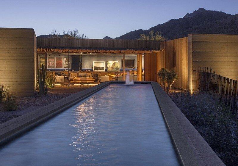 Desert Outpost in Paradise Valley Jones Studio 11