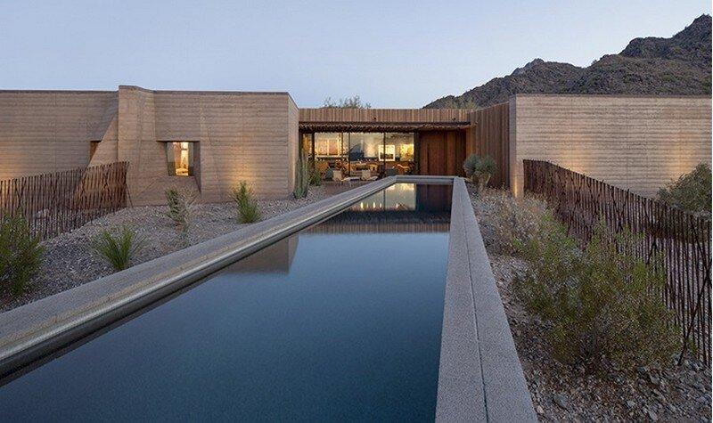 Desert Outpost in Paradise Valley Jones Studio 1