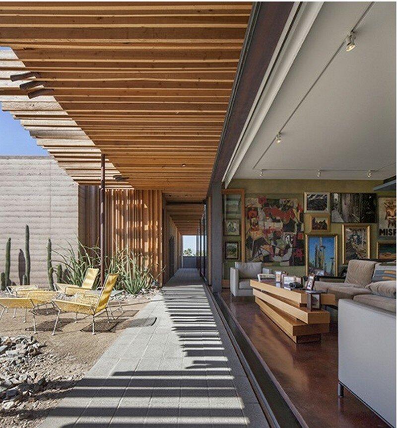 Desert Outpost in Paradise Valley Jones Studio 3