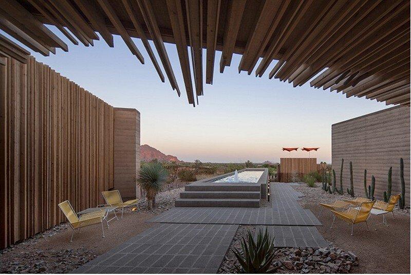 Desert Outpost in Paradise Valley Jones Studio 8