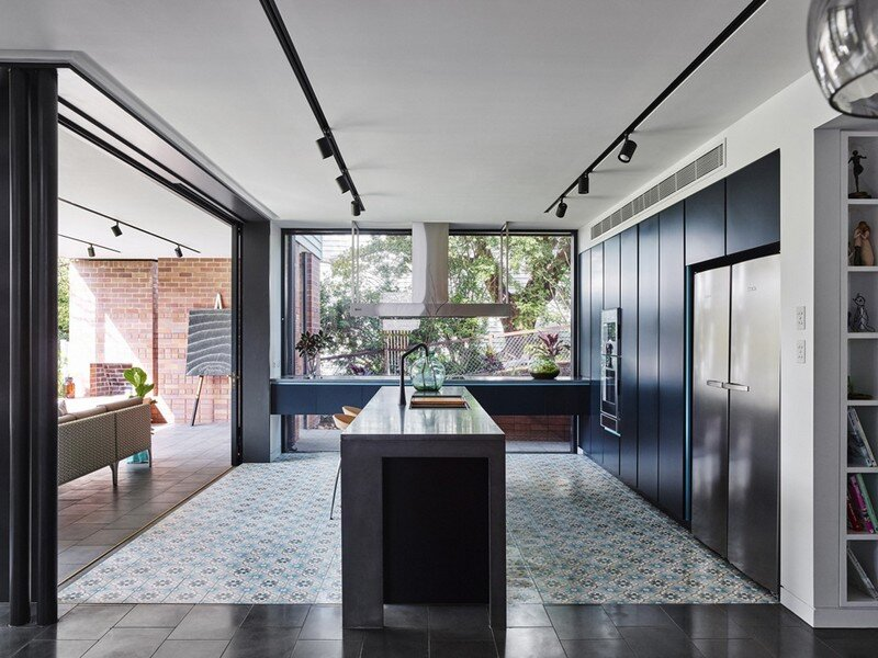 Drury Street House - Renovation and Extension to a Queenslander by Marc and Co Architects 6
