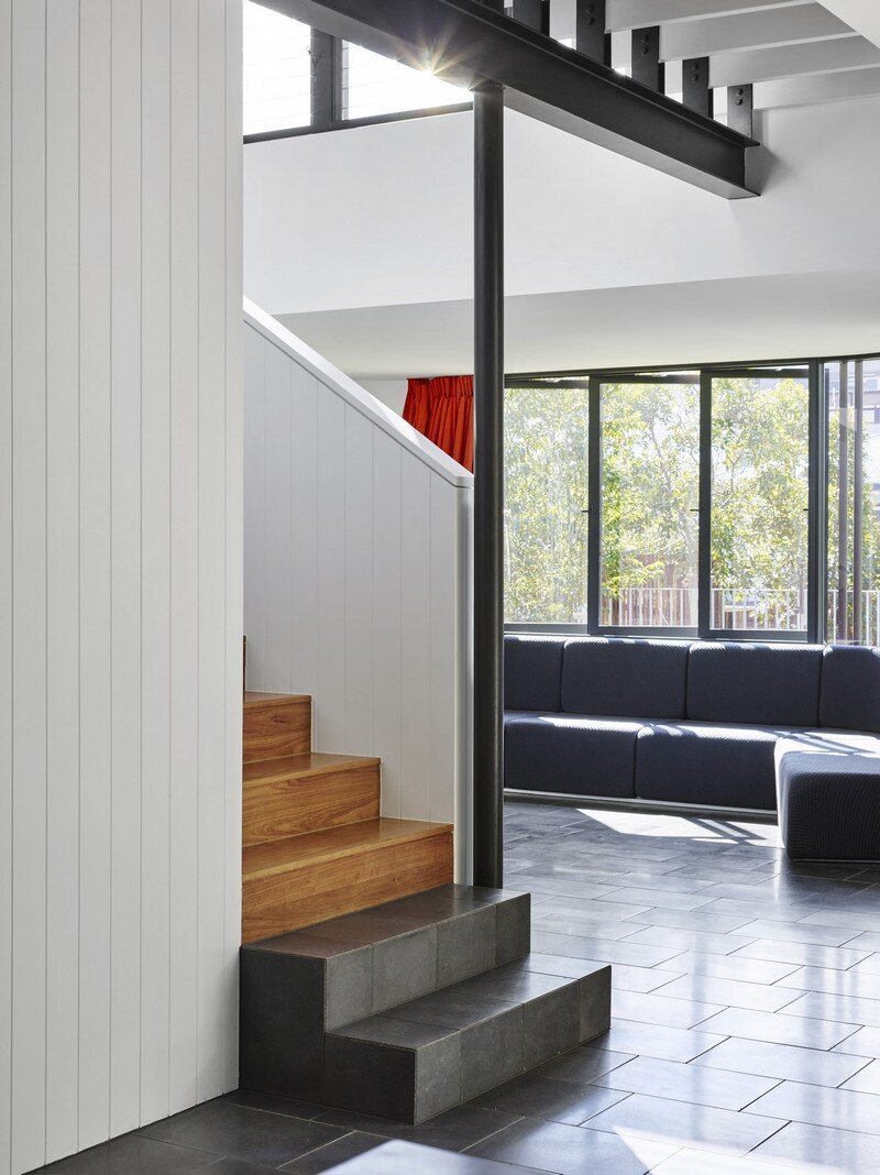 Drury Street House - Renovation and Extension to a Queenslander by Marc and Co Architects 8