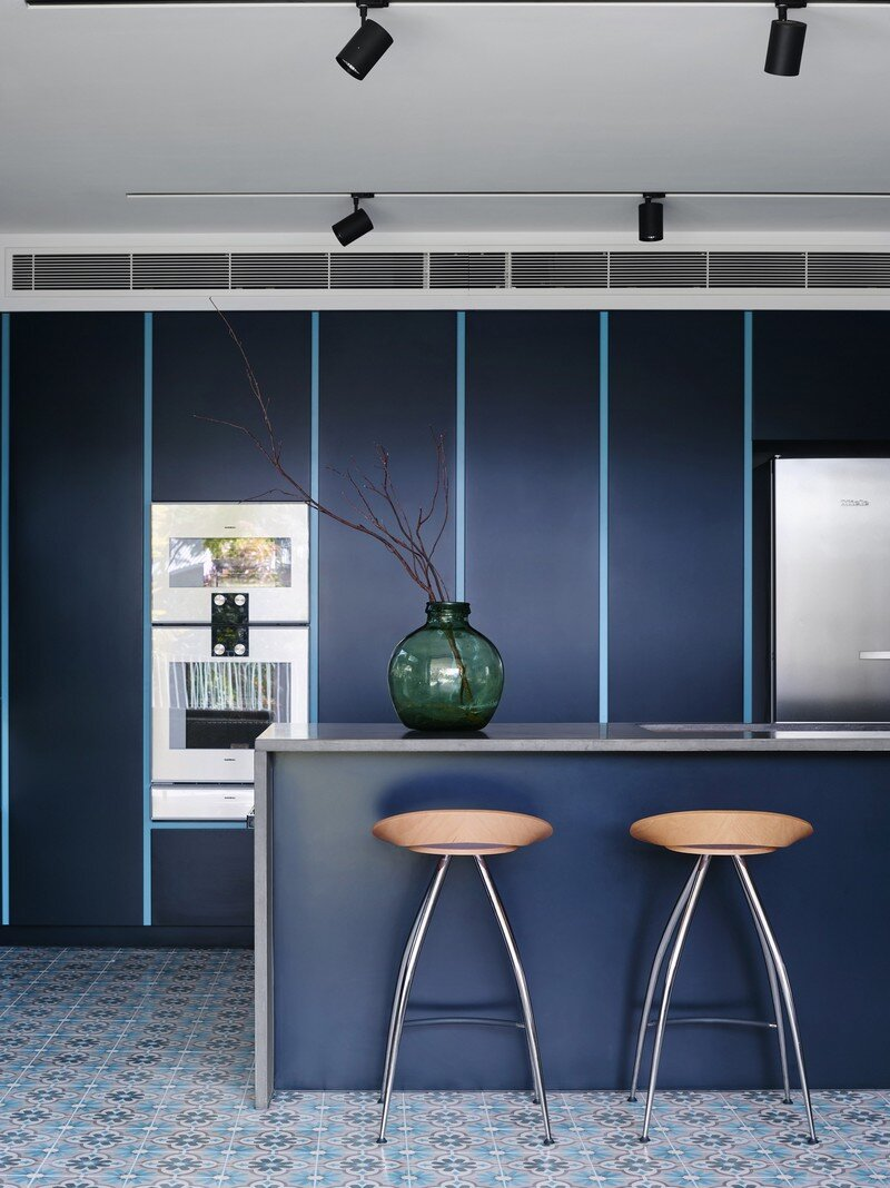 Drury Street House - Renovation and Extension to a Queenslander by Marc and Co Architects 3