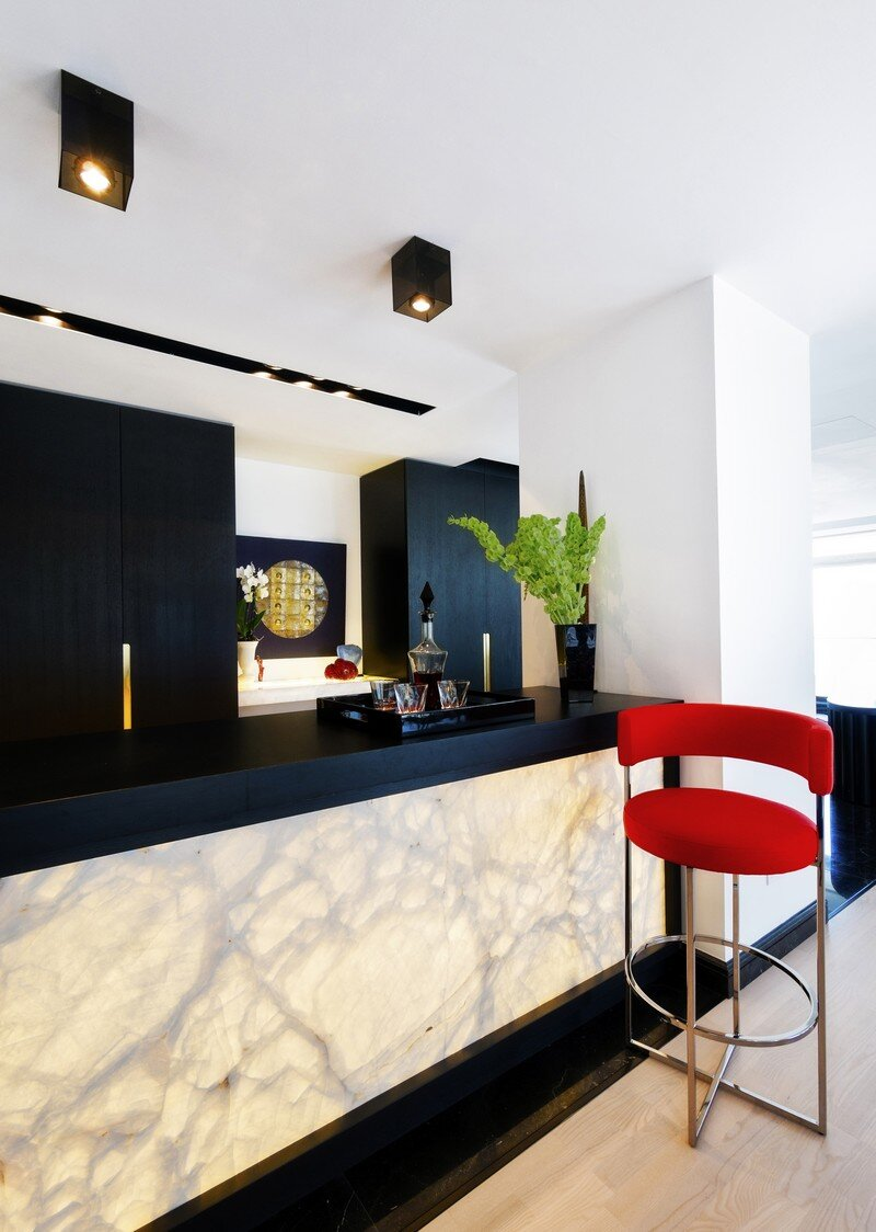 Duplex Constanta – Outstanding Design with Strong Colors Hamid Nicola Katrib 2
