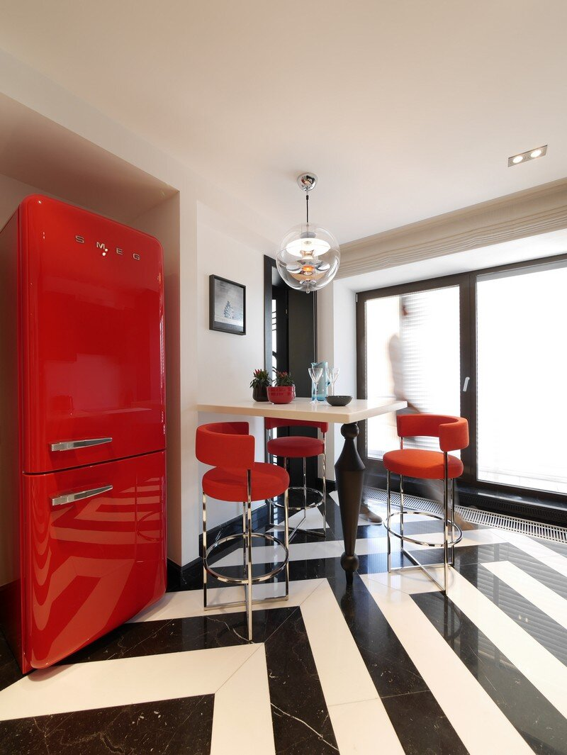 Duplex Constanta – Outstanding Design with Strong Colors Hamid Nicola Katrib 4
