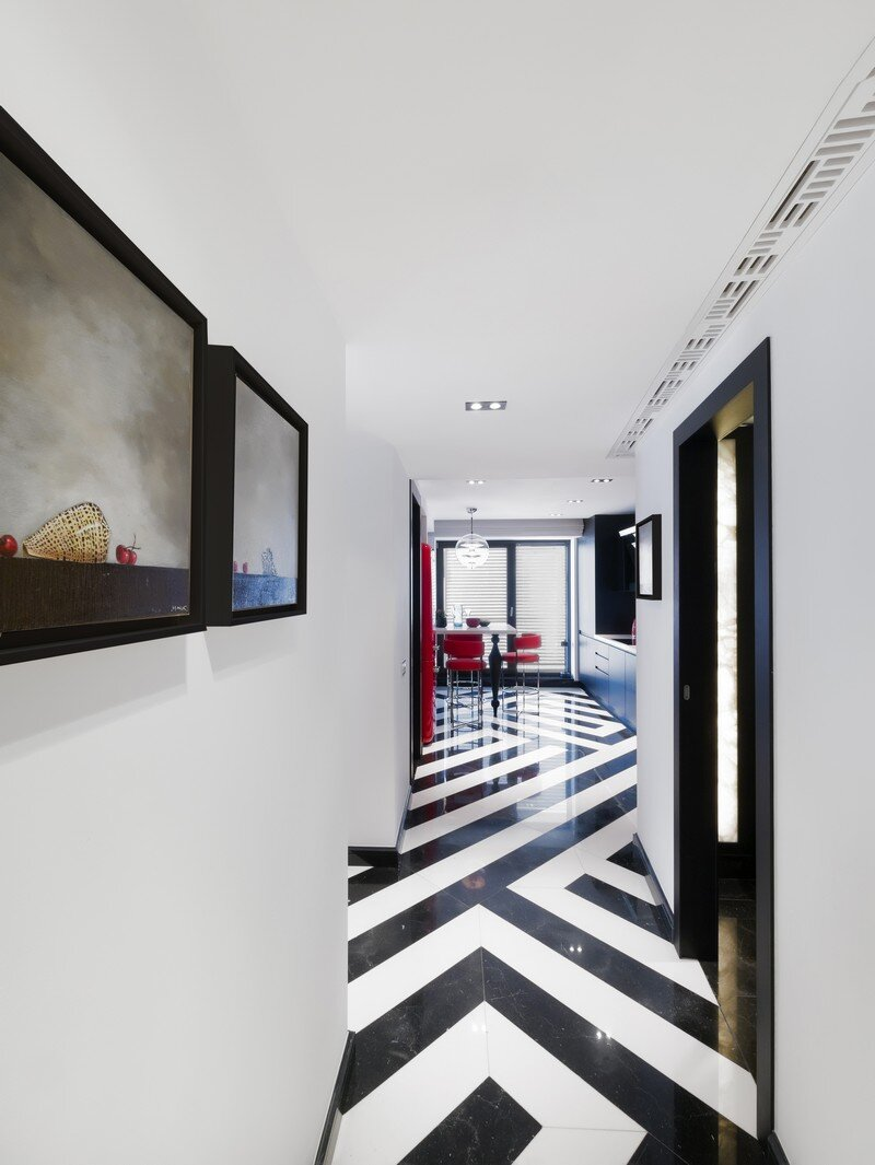 Duplex Constanta – Outstanding Design with Strong Colors Hamid Nicola Katrib 3