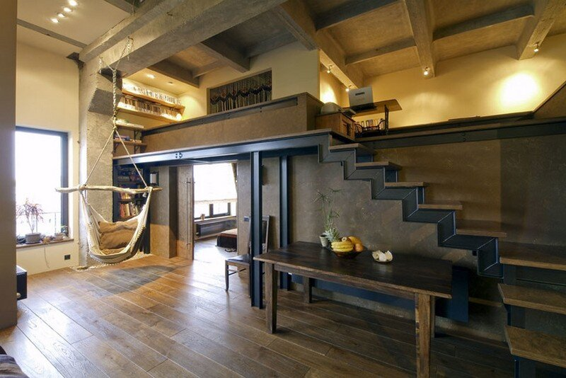 Eddy Loft - Apartment in Ex-Factory Building